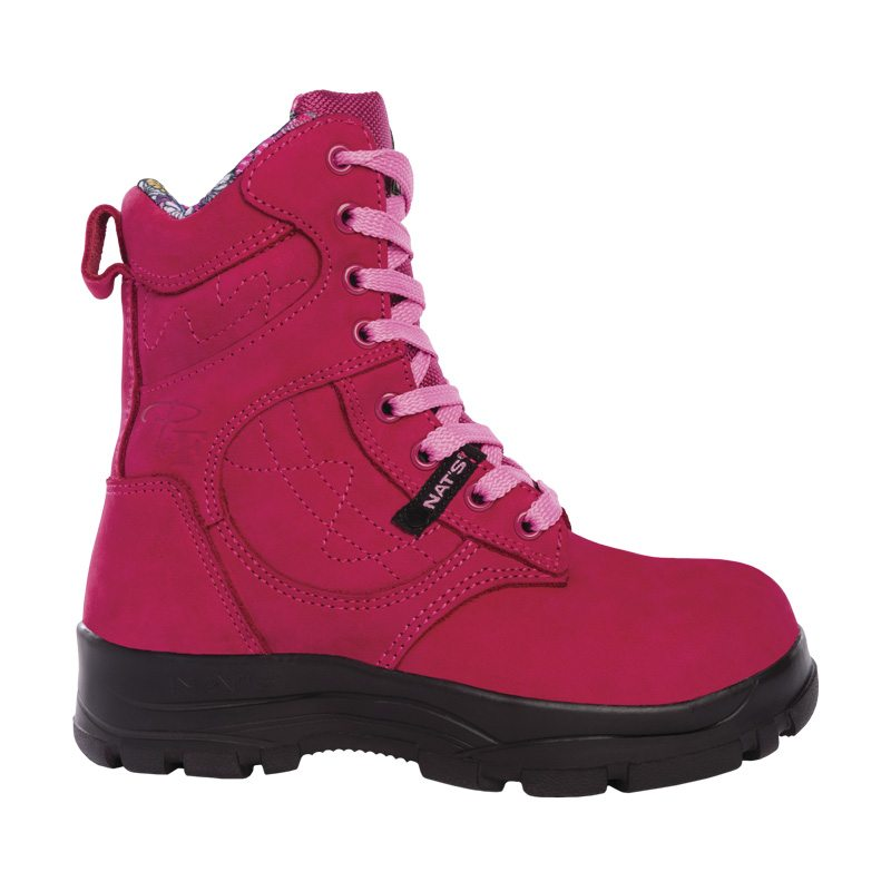 Women work boots | Safety shoes | P\u0026F