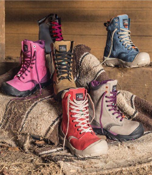 Bottes de sécurité pour femme | Woman Safety Footwear