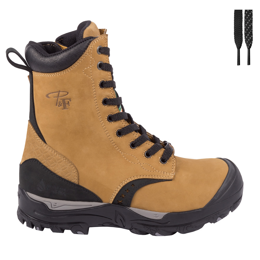 Panoply Workwear Sault Work Safety Boots Water Resistant