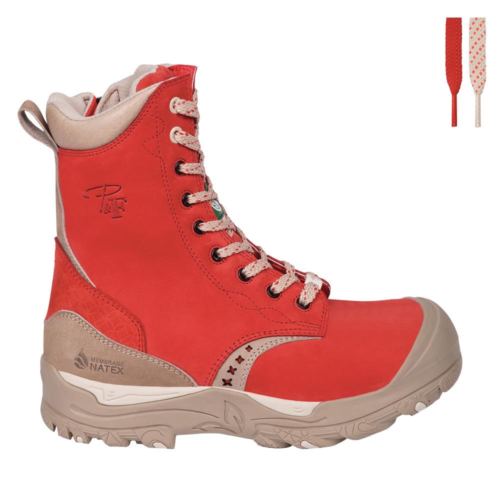 women's water resistant work boots