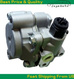details about oe quality power steering pump 4432033110 fit 95 04 toyota solara camry 3 0l v6 [ 1500 x 1500 Pixel ]