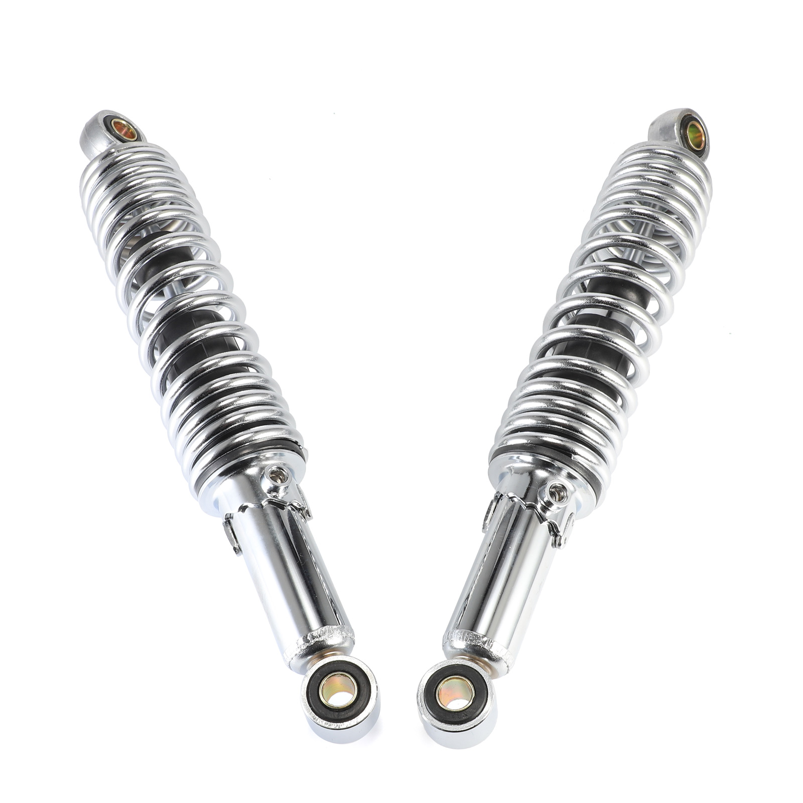12 5 320mm Dirt Bike Rear Shock Absorbers For 90cc 110cc