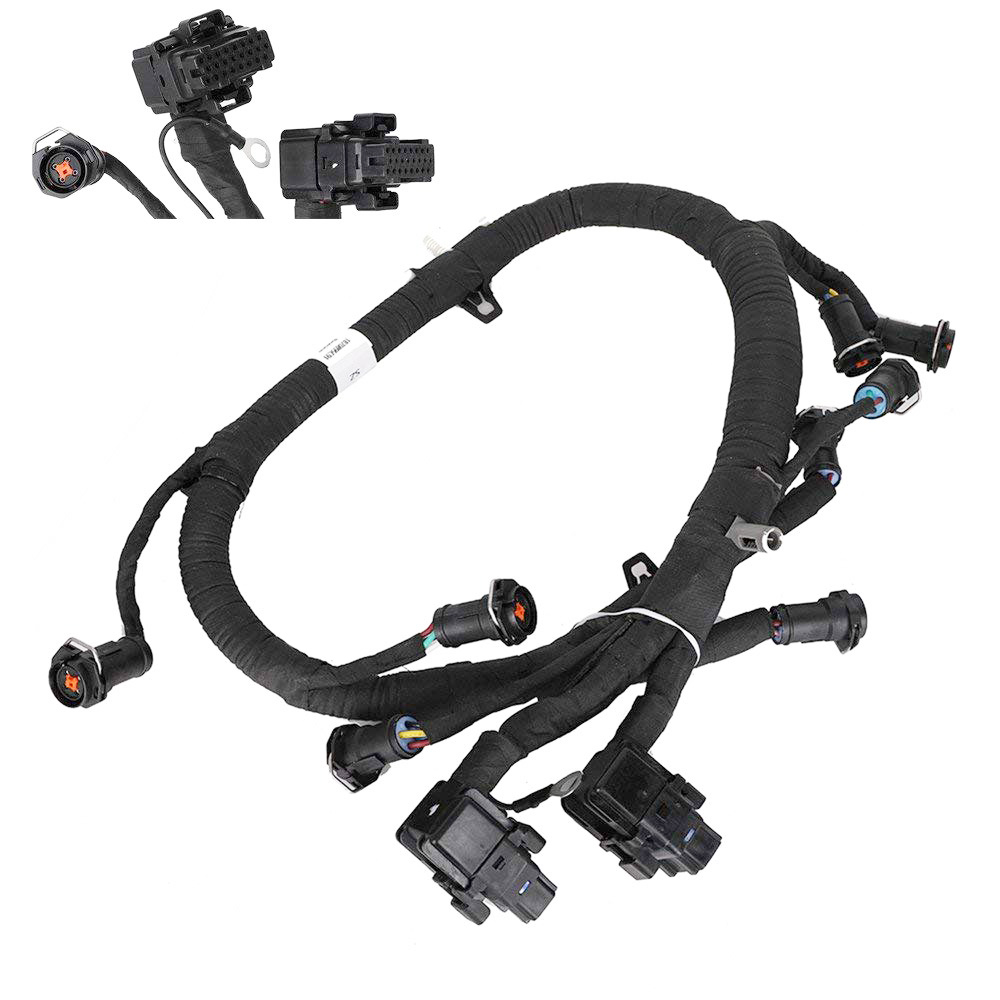 medium resolution of details about ficm fuel injector module wiring harness fits 03 07 ford 6 0l powerstroke diesel