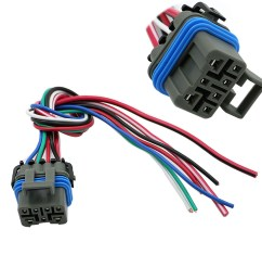 details about 4l60e 4l80e neutral safety switch connector pigtail 7wire mlps for chevrolet gmc [ 1001 x 1001 Pixel ]