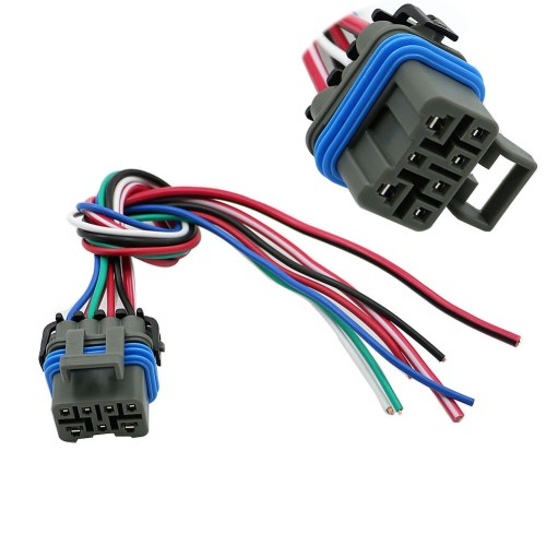 small resolution of details about 4l60e 4l80e neutral safety switch connector pigtail 7wire mlps for chevrolet gmc
