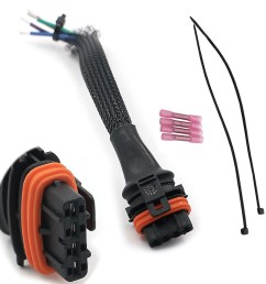 details about t bap wiring repair harness for polaris sportsman rzr 700 800 utv atv 2875542 [ 1001 x 1001 Pixel ]