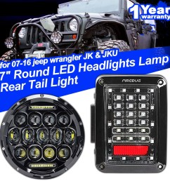 led rugged tail light for jeep wrangler jk 20072016 t on 1997 jeep wrangler engine diagram 97 wrangler wiring  [ 1100 x 1100 Pixel ]