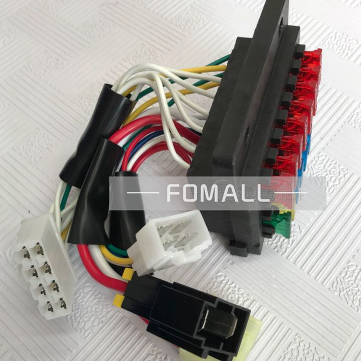 hight resolution of economy 7 fuse box best description about economy dyimage org1pcs fuse box embly for daewoo doosan