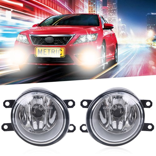 small resolution of clear fog light driving lamp for toyota camry corolla tacoma matrix yaris new