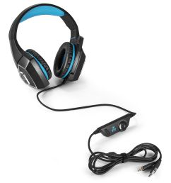 hunterspider v1 stereo bass surround gaming headset for ps4 new xbox one pc [ 1500 x 1500 Pixel ]