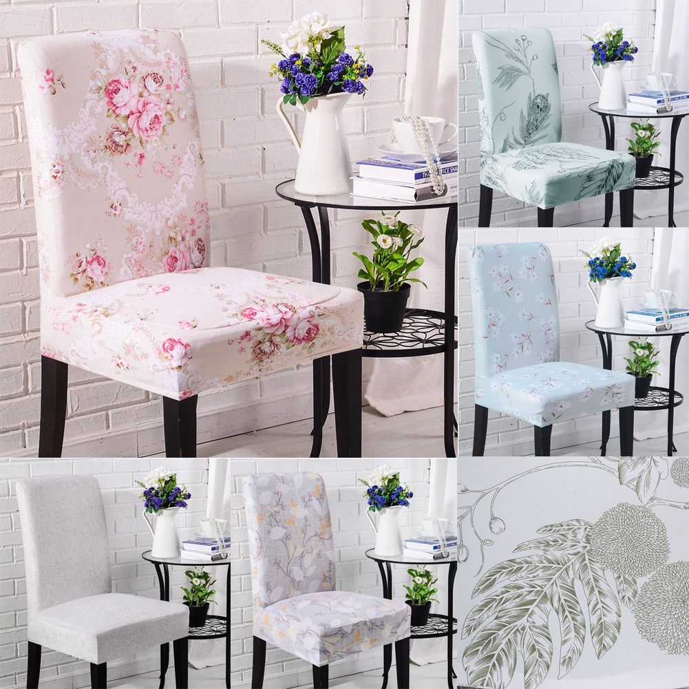 chair cover decorations for wedding covers hire leeds dining room banquet party decor seat details about stretch spandex