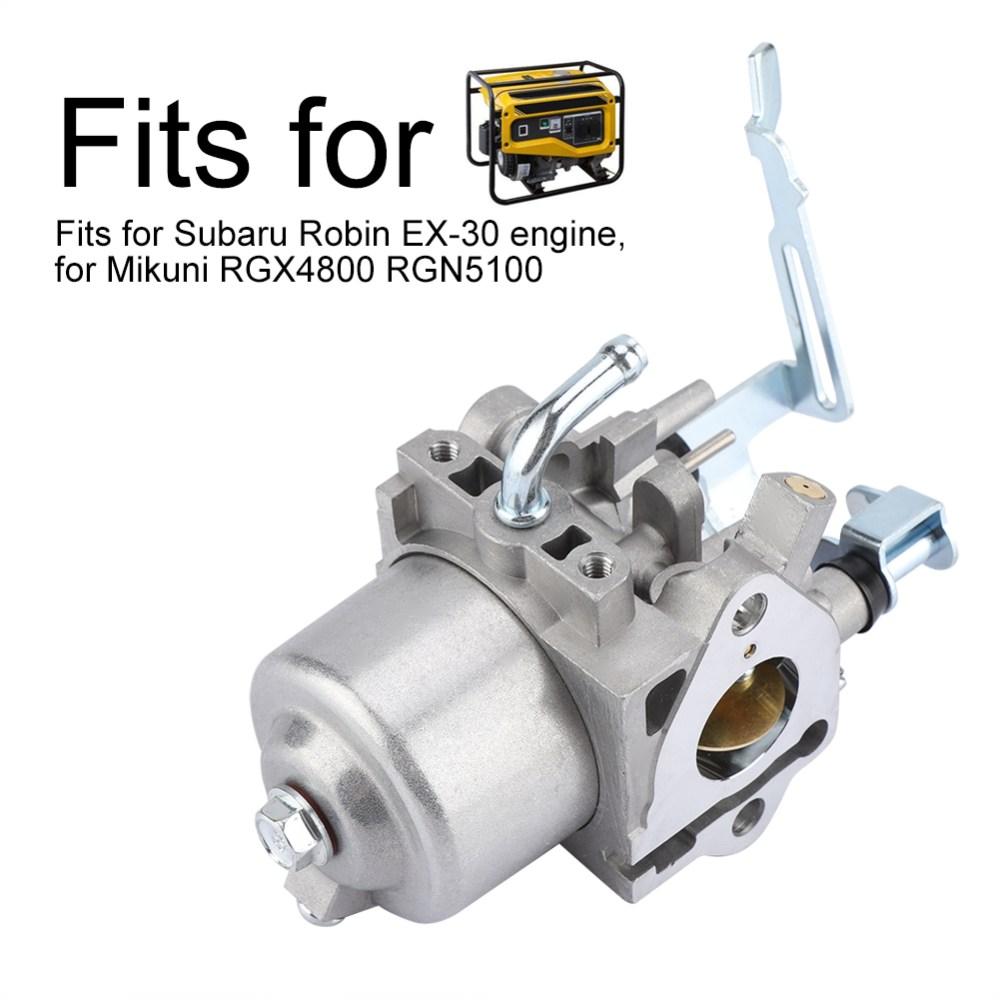 medium resolution of details about carburetor fuel hose filter for subaru robin ex30 mikuni rgx4800 rgn5100 carb