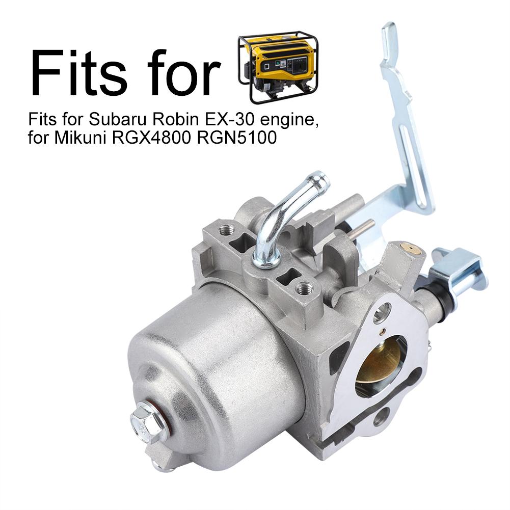 hight resolution of details about carburetor fuel hose filter for subaru robin ex30 mikuni rgx4800 rgn5100 carb