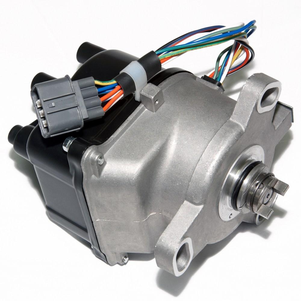 medium resolution of new ignition distributor for honda crv cr v 2 0l dohc compatible with td 74u description new ignition distributor for honda crv