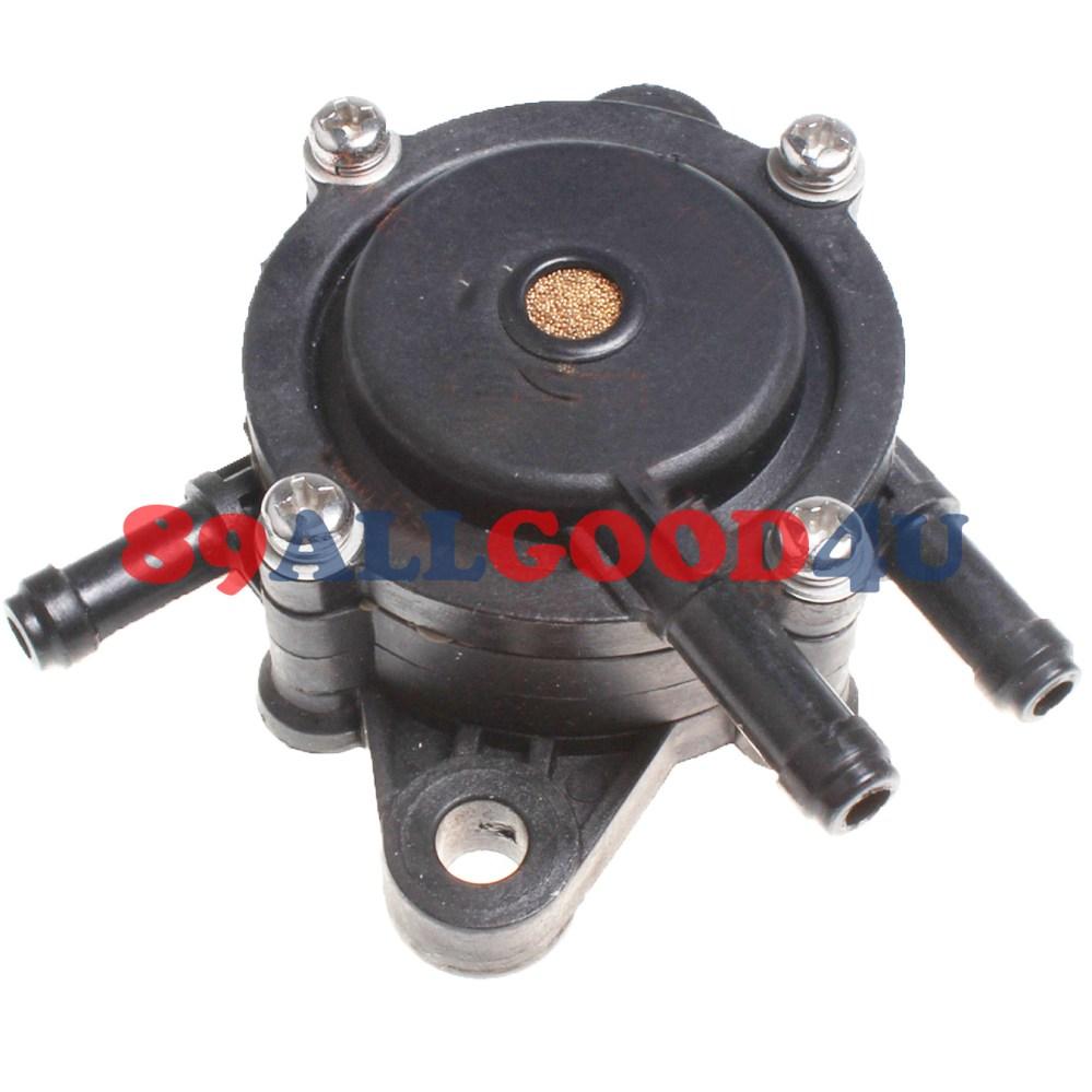 medium resolution of fuel pump for john deere z225 z245 z425 z445 z465 zero turn z track mowers
