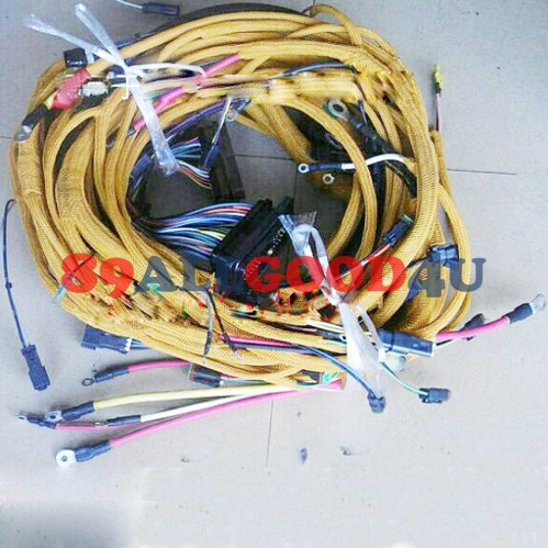 small resolution of 186 4605he01 external wiring harness for caterpillar 320c e320c excavator