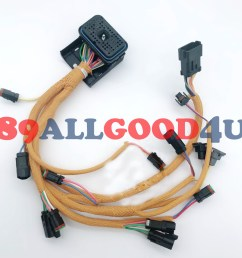 details about engine wire harness 195 7336 for caterpillar 3126b engine 325c e325c excavator [ 1082 x 1080 Pixel ]