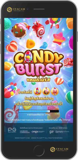 สมัครเกมแคนดี candy burst on mobile