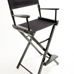 Customized Directors Chair Golden Technology Lift Chairs Gold Medal Contemporary 30 Inch Bar Height Director