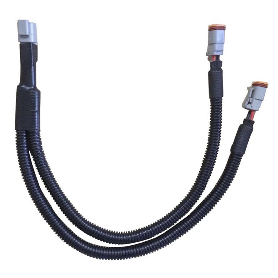 hight resolution of aurora y splitter wiring harness