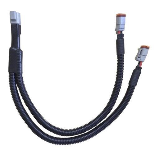 small resolution of aurora y splitter wiring harness