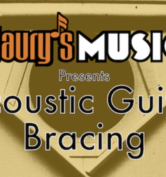this week i wanted to talk about an aspect of an acoustic guitar s sound that gets brought up to me a lot by customers guitar bracing  [ 1200 x 780 Pixel ]