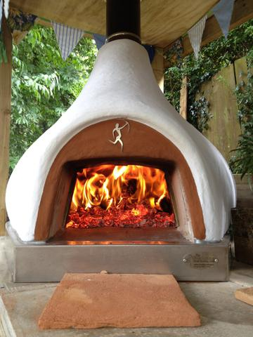 Wood Fired Pizza Ovens Dome HomesChimineas From Dingley