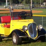 Melissa S Golf Cart Custom Body Kits The Gangster Custom Golf Cart Body Kit