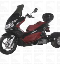 150cc trikes for sale at discount prices [ 1080 x 810 Pixel ]