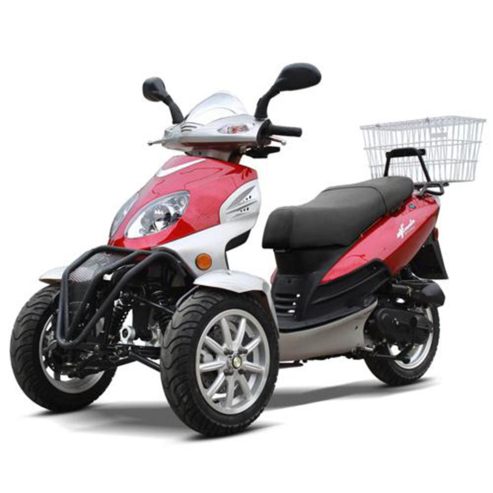 medium resolution of zummer 50cc gas motor scooter automatic pre assembeld