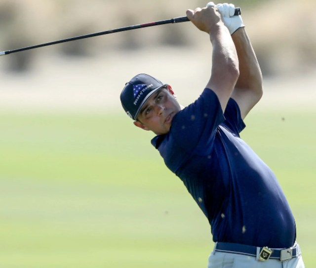 Three Tied Atop The Leaderboard At Qbe Shootout