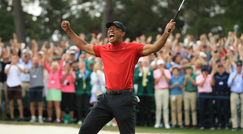 Remembering the final round of the 2019 Masters