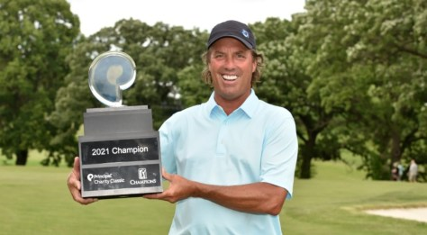 Stephen Ames wins Principal Charity Classic for second PGA TOUR Champions  title