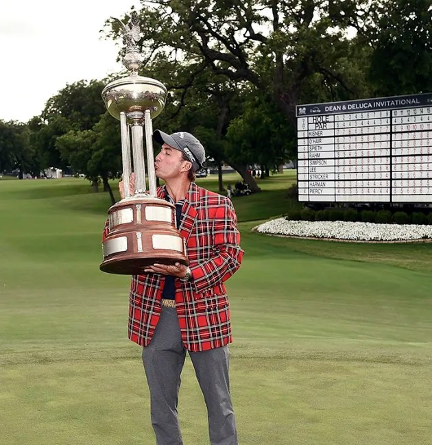 Kisner wins DEAN & DELUCA Invitational