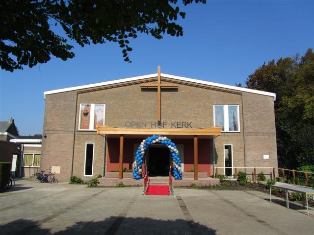 Intro De Protestantse Gemeente te Aalsmeer in de Open Hof Kerk