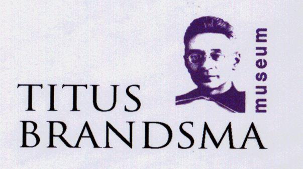 Bezoek Titus Brandsma-museum in Bolsward op 27 oktober a.s.