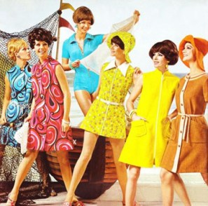 1960s day dresses