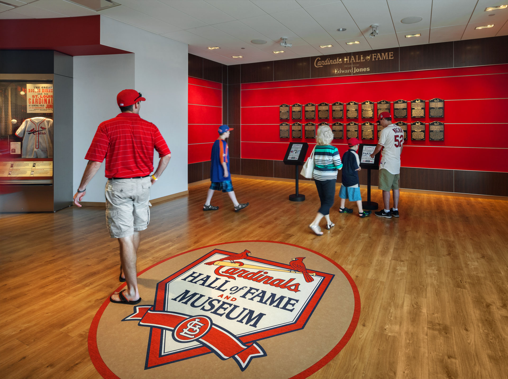 St Louis Cardinals Hall Of Fame And Museum PGAV