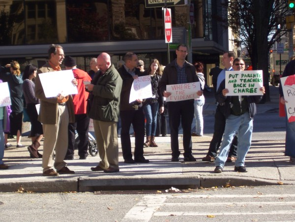 Maryland Common Core Protest Pgcps Mess - Reform