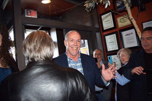 Horgan to be next B.C. premier