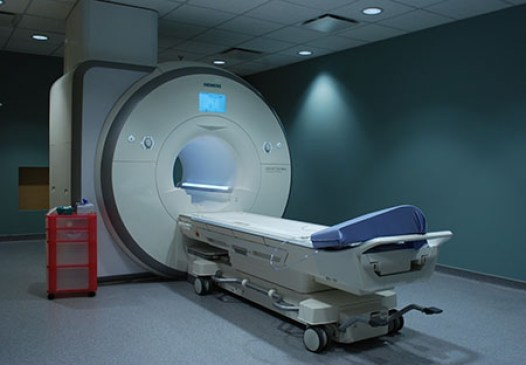 New MRI at University Hospital of Northern BC. Northern Health photo