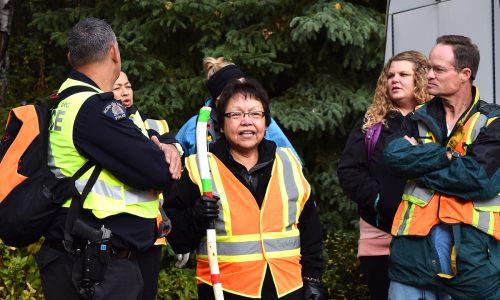 Chief Charlene Belleau of the Esketemc First Nation. Bill Phillips photo