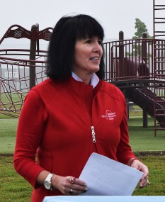 Lori Needham, national account manager, industrial products, CN