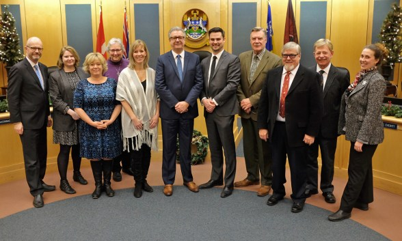At Monday's meeting, Prince George city council approved changes to the Downtown Incentives Program. The changes to the partnering agreement between the City and Northern Development Initiative Trust (Northern Development) will provide incentives for developers to invest in downtown housing. City of Prince George photo