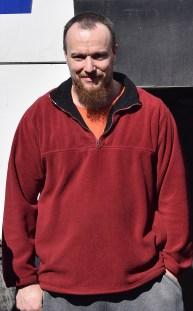 Spruce Kings bus driver Bobby Ewart