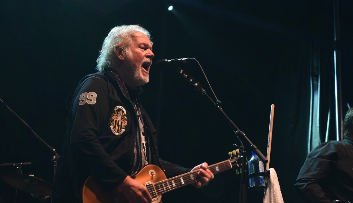 Rock legend Randy Bachman rocks Cariboo Rocks the North Sunday night in Prince George. Bachman and his band, including his son Tal Bachman, closed out the three-day event and didn't disappoint. Bill Phillips photo
