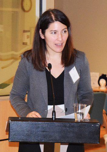 Elissa Morrissette, senior director, leadership giving, B.C. Cancer Foundation.