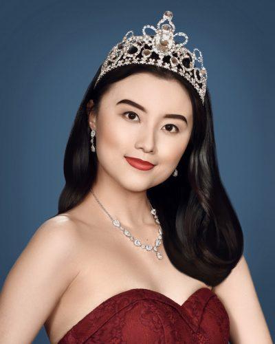 Miss Northern B.C. Angela Hahn