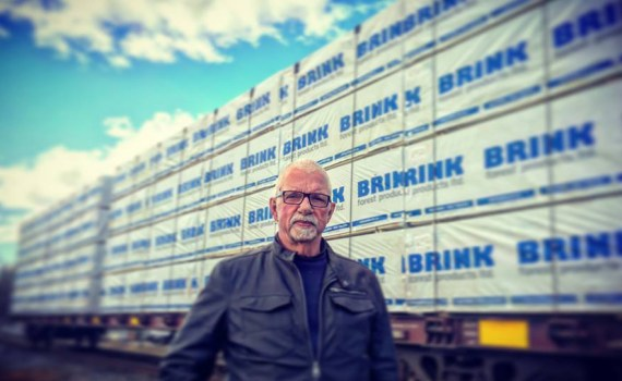 Founder, president and CEO of the Brink Group, John Brink.