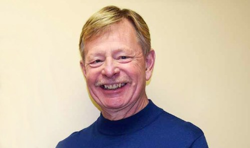 Murry Krause is seeking his seventh term on city council.
